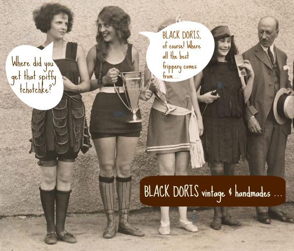 blackdorisvintagegirlsad
